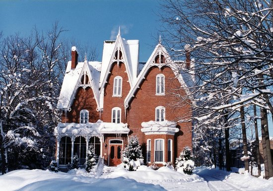 Merrill Inn: Winter Wonderland