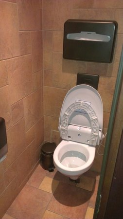 Bakkara Art-Hotel: Общ.туалет