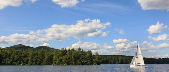 Squam Lake Inn: Boat Tours on Squam Lake