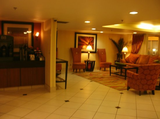 Fairfield Inn Scottsdale North: hall