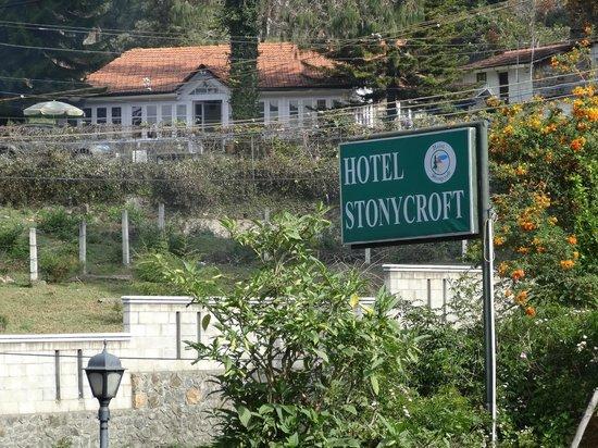 Hotel Stony Croft : Entrance