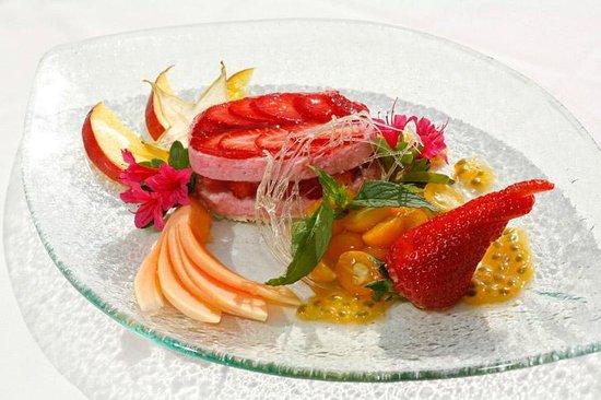 Hotel Lagrein: köstliches Dessert