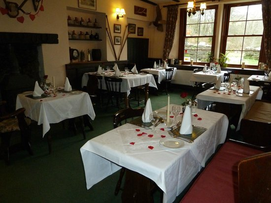 Exmoor Forest Inn : Valentines
