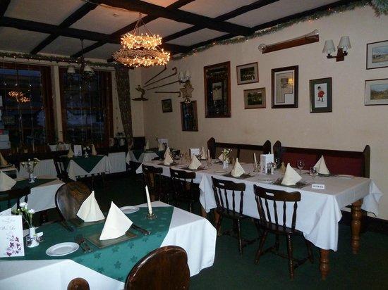 Exmoor Forest Inn : Bar