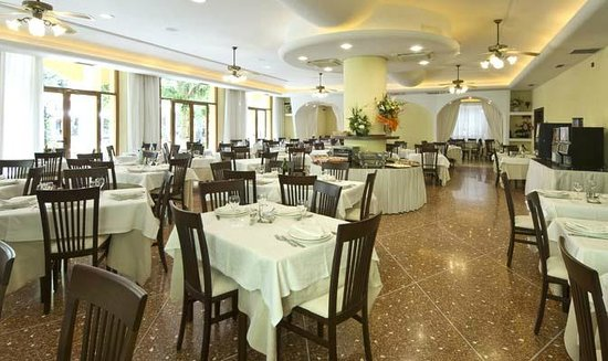 Hotel Vanni: Sala da pranzo