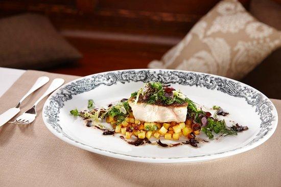 Hotel Ritter Durbach: Food Ritter Stube