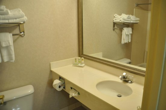 Country Inn & Suites By Carlson, Louisville South: Bathroom