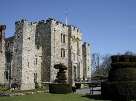 Becketts Bed and Breakfast: Hever Castle just 3 miles away