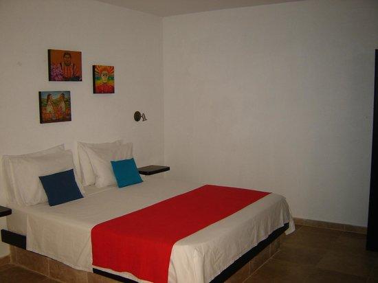 Hotel Kikuxtah : Habitacion