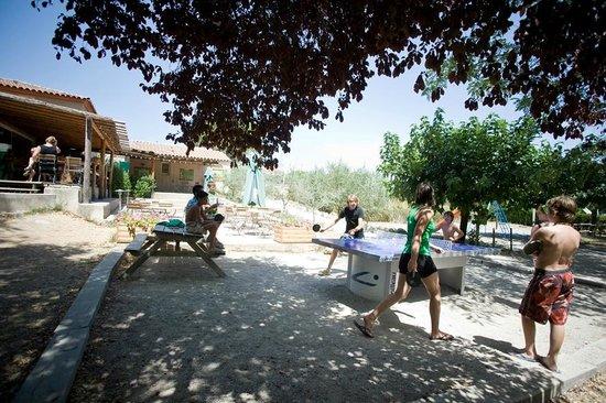 Camping Forcalquier: Aire de jeux