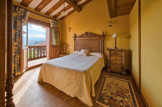 Apartamentos Rurales El Mirador de Cazanes: Apartamento rural asturias 2 personas
