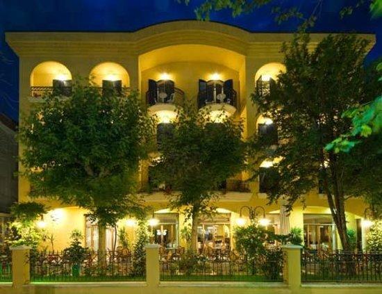 Hotel Vanni: Hotel notte