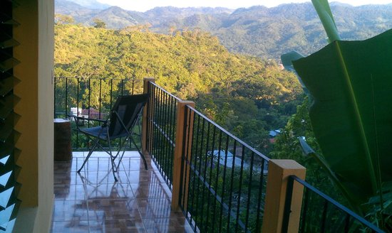 Casa Dona Elena B & B : Balcony, chair and and OMG view!