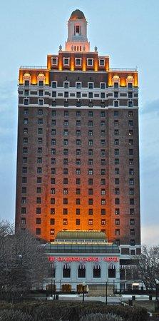 Bally's Atlantic City: Bally's Claridge Tower, Atlantic City