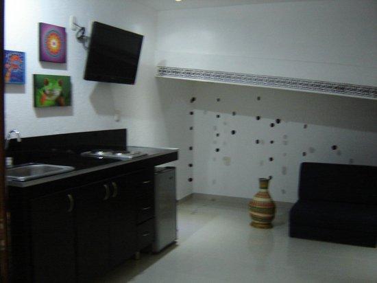 Hotel Kikuxtah : habitaciones