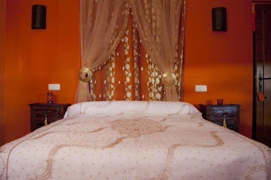 Hotel Rural El Castejon de Luzaga: ARABE