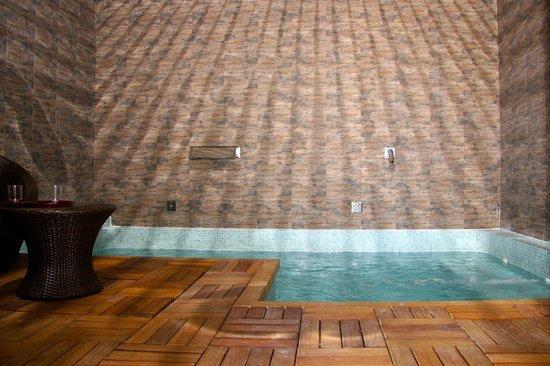 Hotel Rural El Castejon de Luzaga: SPA