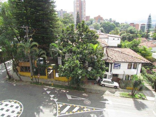 Hotel Habana Vieja: Fachada