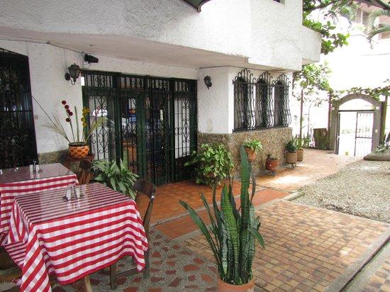 Hotel Habana Vieja: Restaurante