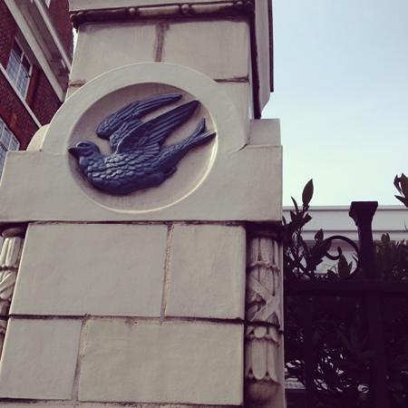Bluebird Chelsea: outside