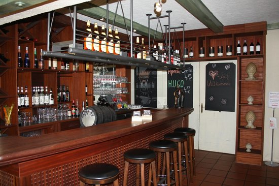 Hotel Friesengeist: Restaurant-Bar