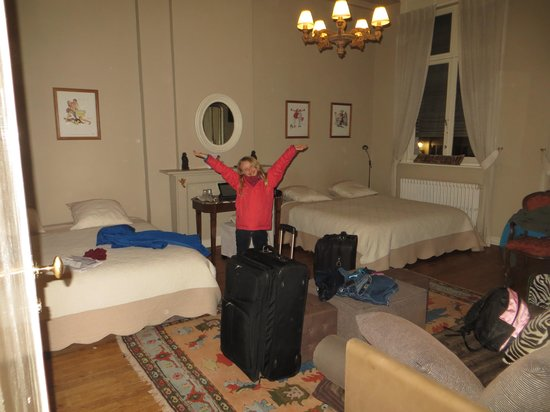 Sint Andries Cruyse: Look at this room...