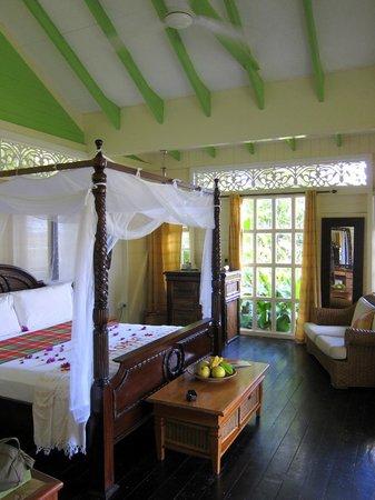 Fond Doux Plantation & Resort: Coconut Room
