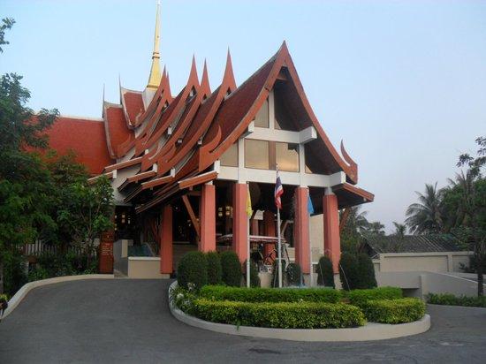 Samui Buri Beach Resort : hôtel