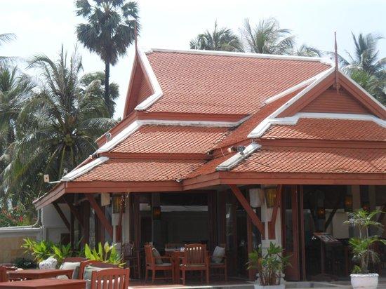 Samui Buri Beach Resort : hotel