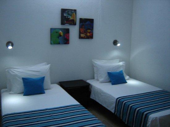 Hotel Kikuxtah : apartamento
