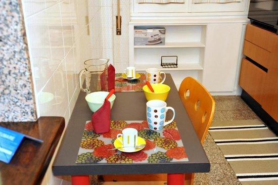 Cucina foto di domus gordiani roma tripadvisor for Domus arredamenti olevano romano