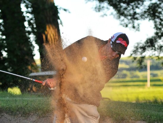 Prairie West Golf Course: Sand Bunkers