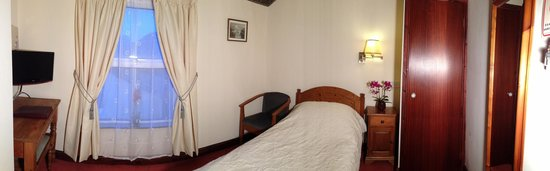 The Garden Hotel: Single Room
