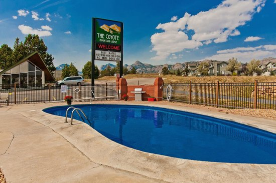 Coyote Mountain Lodge Updated 2017 Prices Motel Reviews Estes Park Co Tripadvisor