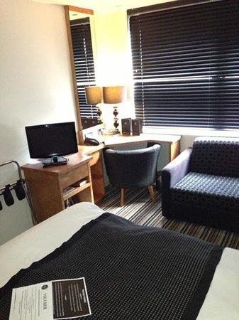 Hotel 53: standard double room