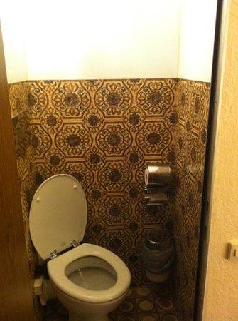 Comet Hotel: solo wc
