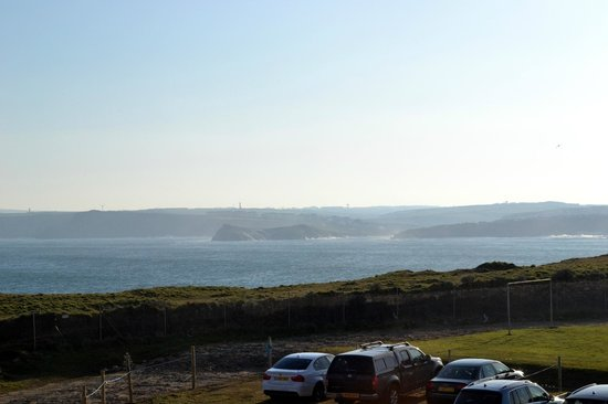 The Headland Hotel & Spa - Newquay: View from hotel room