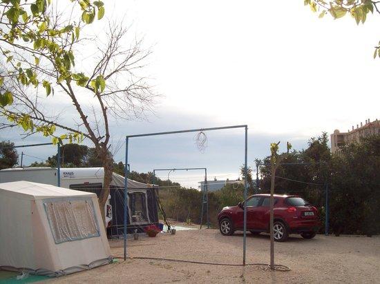 Camping Bon Sol : Tarde
