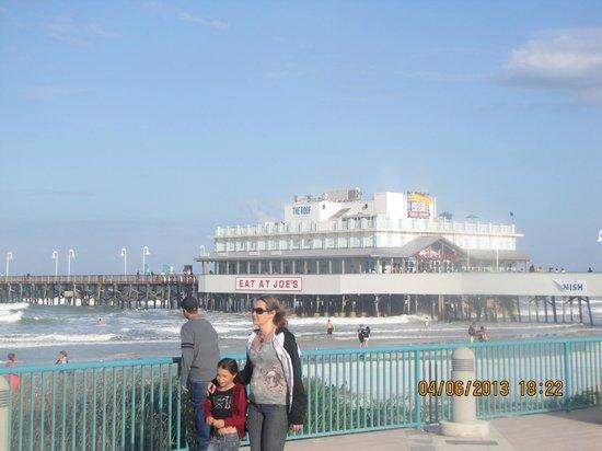 เดย์โทนาบีช, ฟลอริด้า: Pier