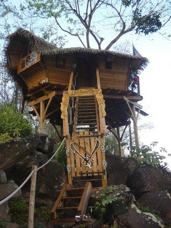 Habitation Getz: Cabane Pirates