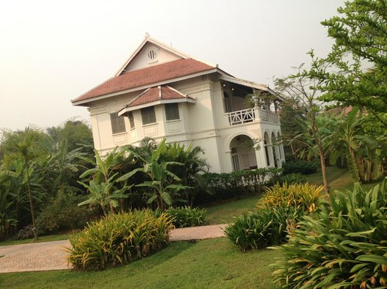 The Luang Say Residence : une des  villas