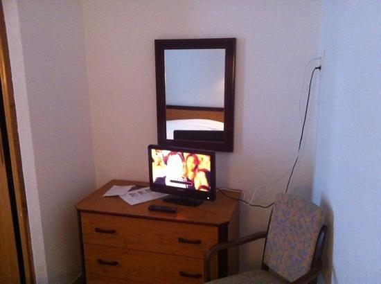 Hotel de Bretagne : chambre 205