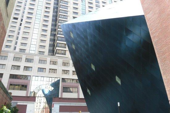Contemporary Jewish Museum: Geometrías