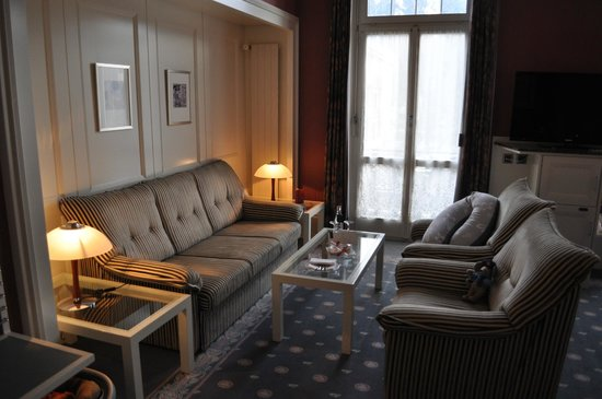 Hotel Royal St. Georges Interlaken - MGallery Collection: Junior Suite