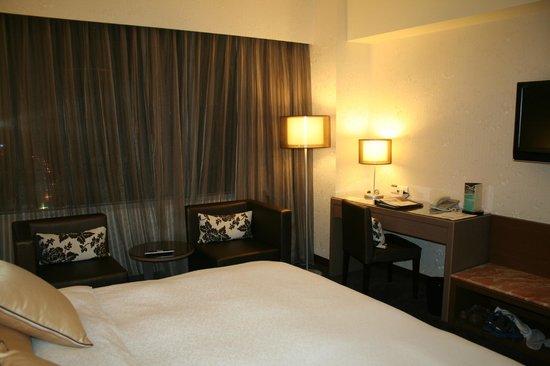 Taipei Garden Hotel: room view