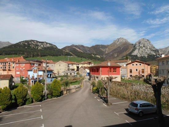 Hotel Rural El Torrejon: vista de la habitacion