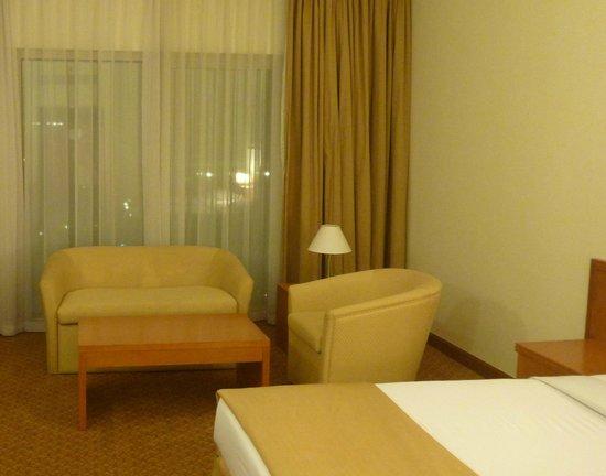 Copthorne Airport Hotel Dubai: Room