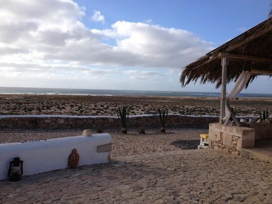 Hotel Spinguera Ecolodge : vue de la chambre