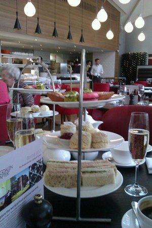 Hotel du Vin Exeter: Afternoon tea!