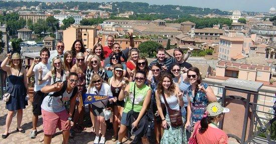 Rome Day Tours Rich Brunn